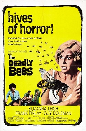 The Deadly Bees - Freddie Francis - 1967 - 001